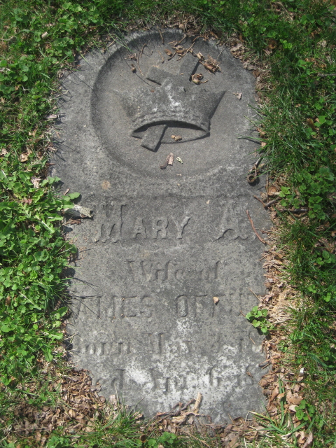 Mary_mother_of_lemuel_died_187