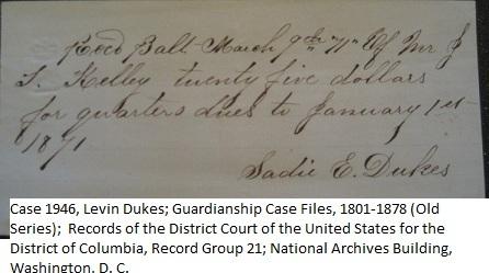 Receipt_for_quarters_sadie_dukes_case_1946