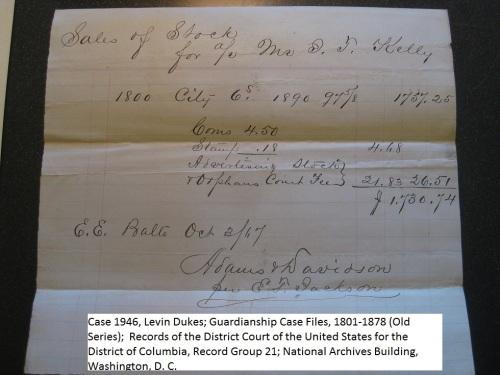 Sale_of_stock_case_1946
