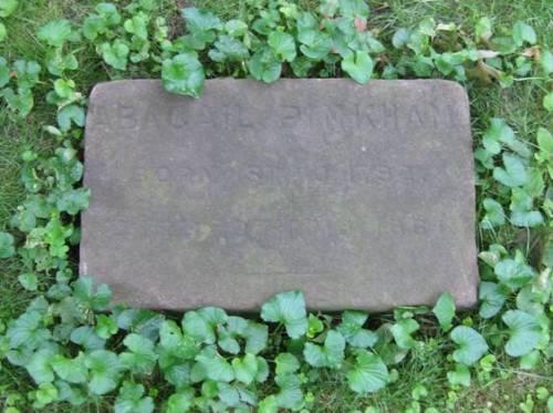 Abagail_pinkham_headstone