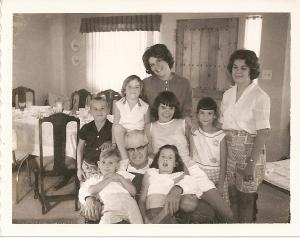 Jess Williams Father's Day 1962