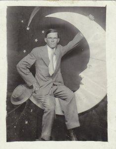Jesse C Williams on the moon